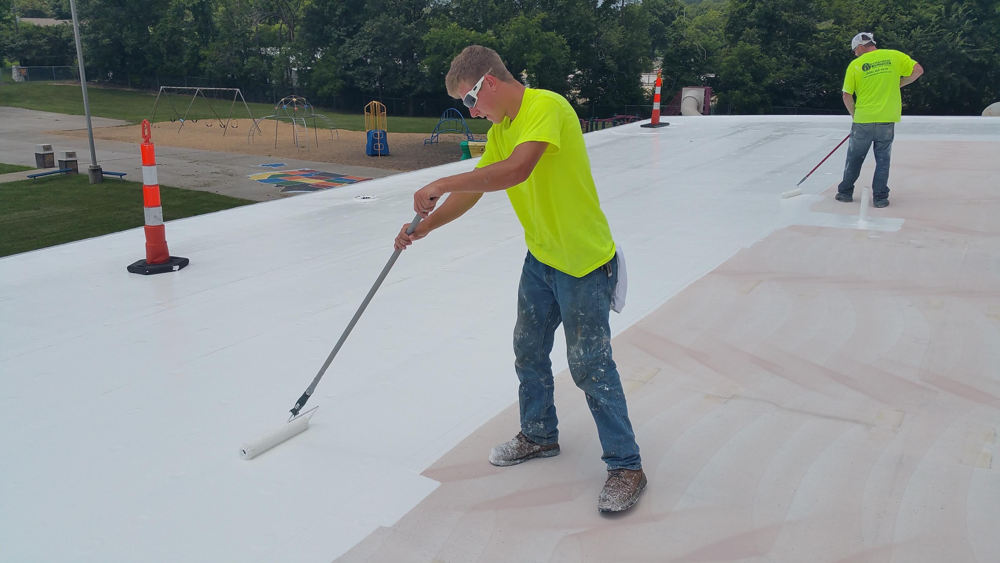 Flat Roof Repair Restoration Vs Total Roof Replacement