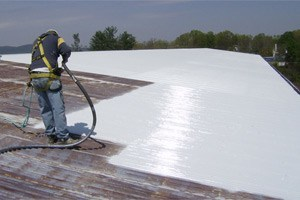 fluid roof coatings