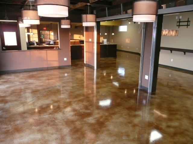 decorative concrete floors in st louis