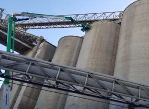 Silo Repair in St. Louis Area